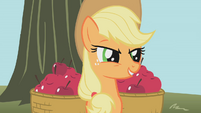 "Applejack ""how do ya like them apples?"" S1E04"