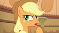 """Applejack """"would be better off if they left"""" S6E20.png"""