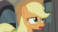 Applejack -how'd you know that-- S5E20