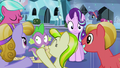"Crystal Ponies ""it most certainly is!"" S6E1.png"