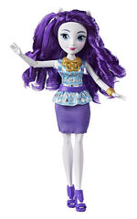 Equestria Girls Classic Style Rarity doll