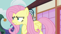 Fluttershy -I got this, girls- S7E14