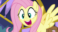 "Fluttershy excited ""absolutely!"" S7E20"