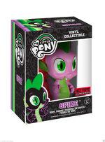 Funko Spike vinyl figurine packaging
