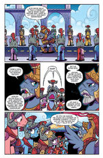 Legends of Magic issue 4 page 5