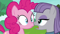 Maud Pie --you gave away your party cannon--- S6E3