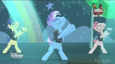 My Little Pony La Magia de la Amistad - The Spectacle (El Espectáculo) (Español de España) -720p-
