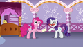 """Pinkie """"since I was heading over anyway"""" S5E14.png"""