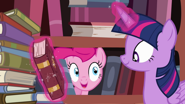 "File:Pinkie Pie ""whatcha doin"" S4E09.png"