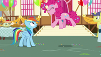"Pinkie Pie ""you've been fake-eating my pies!"" S7E23"
