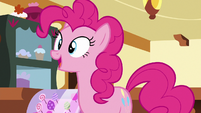 Pinkie Pie --she's been pranking up a storm!-- S6E15