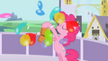 Pinkie Pie releasing the balloons S02E09.png