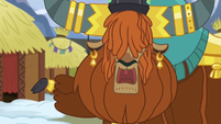Prince Rutherford -yaks extra happy!- S7E11