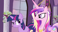 Princess Cadance slick smile S2E26