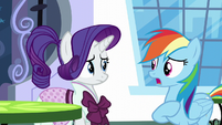 """Rainbow """"than trying to help me!"""" S5E15"""