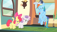 Rainbow '...and a team never leaves a friend behind!' S4E05