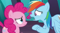 "Rainbow Dash ""lift our spirits"" S9E2"