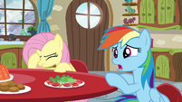 "Rainbow Dash ""you don't mean...!"" S6E11"