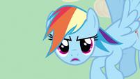 Rainbow Dash get her S2E14