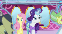 "Rarity ""definitely no"" S5E21"