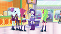 Rarity happy to see the Shadowbolts EGS1.png