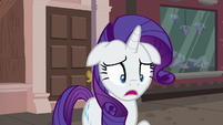 Rarity starting to panic S6E3