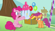 S05E19 Pinkie Pie i Scootaloo