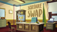 Schedule Swap title card EGDS37