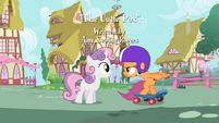 Scootaloo & Sweetie Belle 5 S2E6