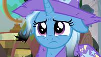 Trixie looking utterly heartbroken S9E20