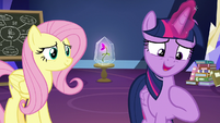 "Twilight ""there's plenty we can't do"" S9E22"
