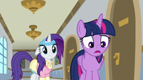"Twilight Sparkle ""because I'm jealous"" S8E16"