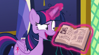 "Twilight Sparkle ""only took four hours"" MLPBGE"