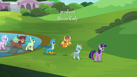 Twilight and Young Six out in the field S8E9
