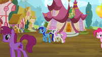 Twinkleshine and Minuette S2E20