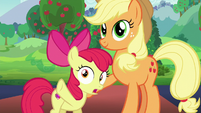 "Apple Bloom ""you wrote to Countess Coloratura..."" S5E24"