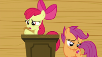 Apple Bloom --is that all we're gonna do now--- S6E4