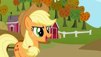 """Applejack """"Hah!"""" S1E13"""