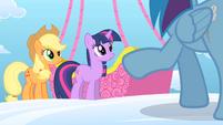 Applejack and Twilight S01E16
