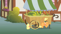 Applejack covered S01E15