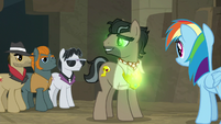 "Caballeron ""henchponies and I have come to value"" S9E21"