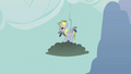 Derpy after being shocked by lighting S2E14.png