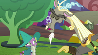 Discord -helping our friend first and foremost- S8E10