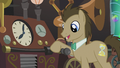 Dr. Hooves pulls the lever S5E9.png