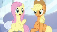 Fluttershy --that's really great-- S6E7