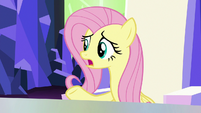 Fluttershy -just left his own factory- S9E14