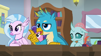 "Gallus ""let me start by telling you"" S8E21"
