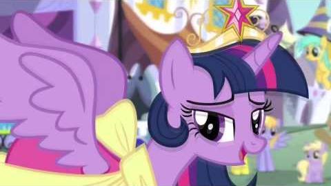 """MLP FiM ~ """"Buongiorno Equestria Mia"""" ~ Life in Equestria (Italian 720p)"""