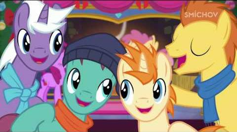 My Little Pony - S06E08 - Hearth's Warming Eve Is Here Once Again Song (Czech)