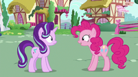 Pinkie Changeling --where were you--- S6E25